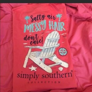 Simply southern shirt